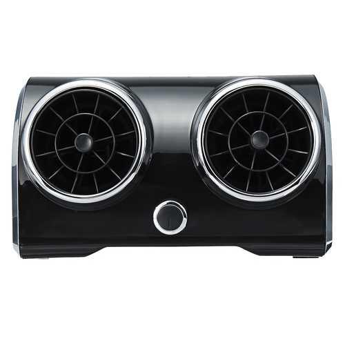 12V/24V Non Blade Silence Fan Brushless Motor High Speed Cooler for Car Truck