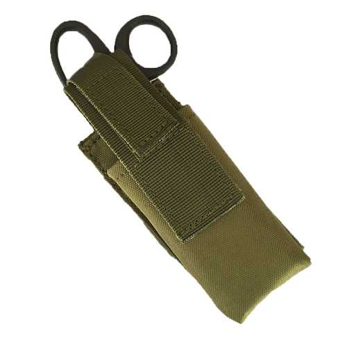 Outdooors Sports Accessories Small Hanging Package Tactical Tourniquet Medical Large Scissors Bag