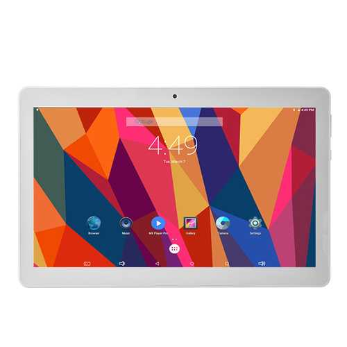 S106 16GB SC7731C A7 Quad Core 10.1 Inch Android 5.1 Dual 3G Phablet Tablet