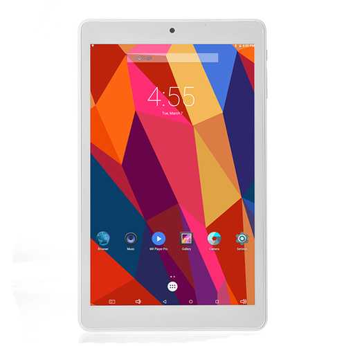 16GB MT8163 Cortex A53 Quad Core 8 Inch Android 6.0 Tablet