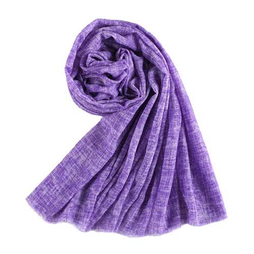 LYZA Women Autumn Soft Warm Scarf Colorful Casual Outdoor Solid Party Scarves Shawl