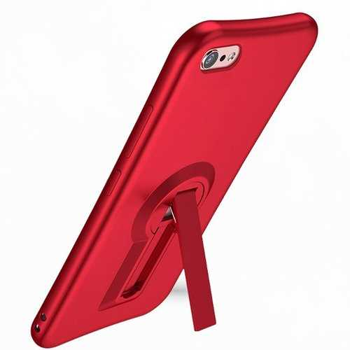 Air Cushion Corners Rotating Kickstand Soft TPU Case For iPhone 7 & 8
