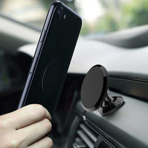 Universal Air Vent Metal Magnetic Car Mount Holder for Iphone Samsung Gps Smartphone