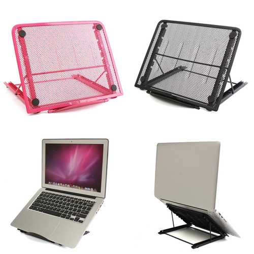 Portable Laptop Desk Lap Tray Bed Notebook Adjustable Foldable Table Stand