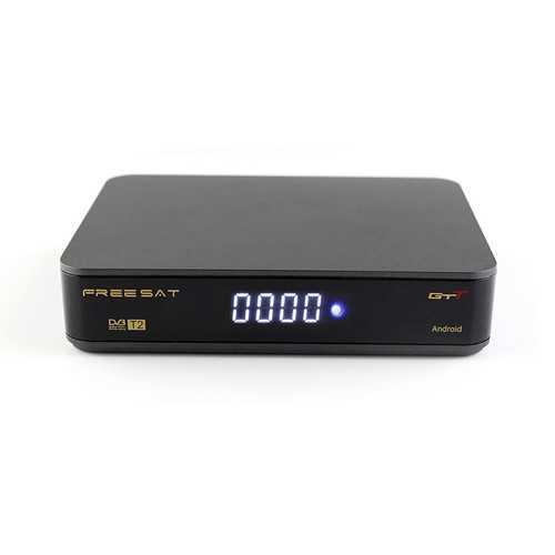 Freesat GTT Amlogic S905D 1GB DDR3 RAM 8GB ROM DVB-T2 TV Box