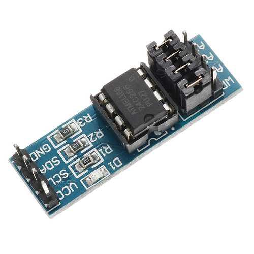 AT24C256 I2C Interface EEPROM Memory Module