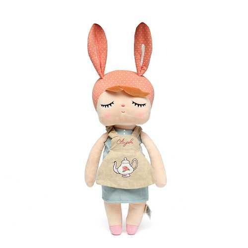 Metoo Angela Plush Lace 33CM Rabbit Dolls Stuffed Toys For Children Girl kids Gift