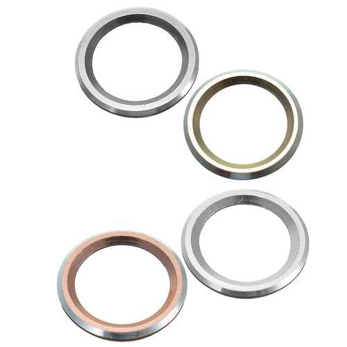 Back Camera Lens Anti-Scratch Metal Protection Ring Cover for iPhone 6 Plus