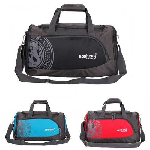 Men Woman Gym Bag Large Capacity Outdooors Fitness Multifunctional Shoulder Bag