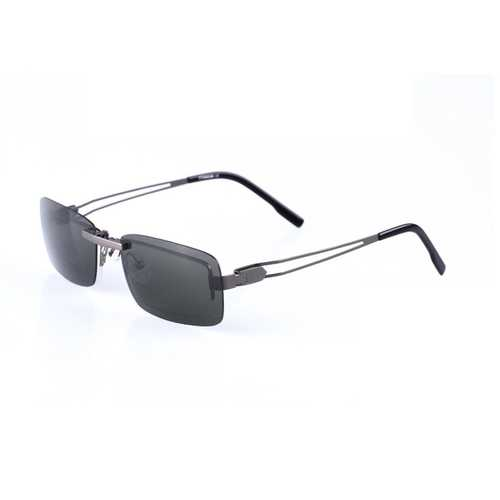 BIKIGHT Polarized Clip On Sun Glassess Men Driving Night Vision Lens Sun Glassess Male Anti-UVA UVB