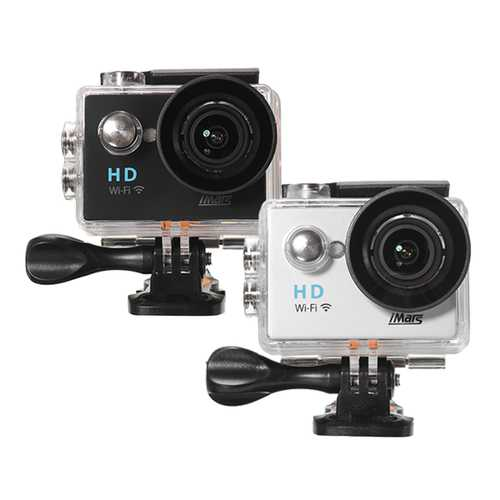 iMars W9S+ Auto Record 4K Car DVR 2 Inch Action Camera Waterproof