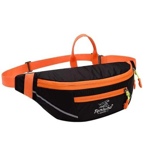 Waterproof Cycling Running Waist Pack Outdoor Sports Bag Travel Hiking Waist Pouch for Men & Women