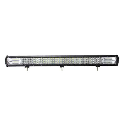 32 Inch LED Work Light Bars Flood Spot Combo Beam 432W 36000LM 10-30V for Off Road Truck Trailer