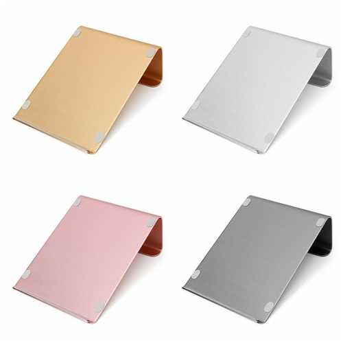 Aluminum Alloy Notebook Bracket Cooling Base For 11-17 Inch Tablet Laptop