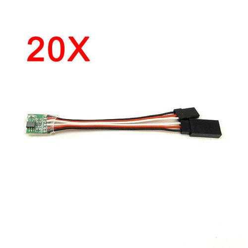 20X 5~6V Servo Signal Reverser Compatible for All Servo