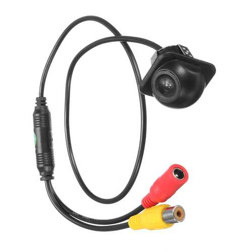110 Degree HD CCD Car Rear View Parking Reverse Backup Camera Night Vision Waterproof