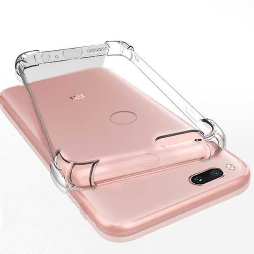 Bakeey Ultra Thin Transparent Soft TPU Drop-resistance Back Case For Xiaomi Mi5X Mi 5X/ Mi A1