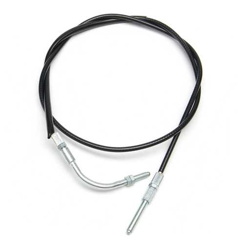 148cm Rear Handbrake Throttle Cable Racing Bike For Go Kart Carter 150cc 250cc