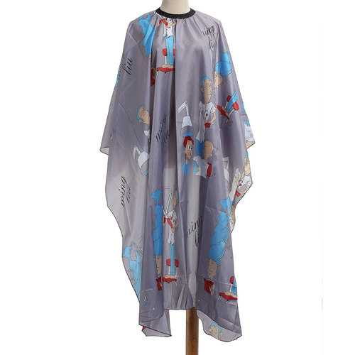 Salon Hair Styling Barber Hairdressing Robes Cutting Gown Cloth Cape