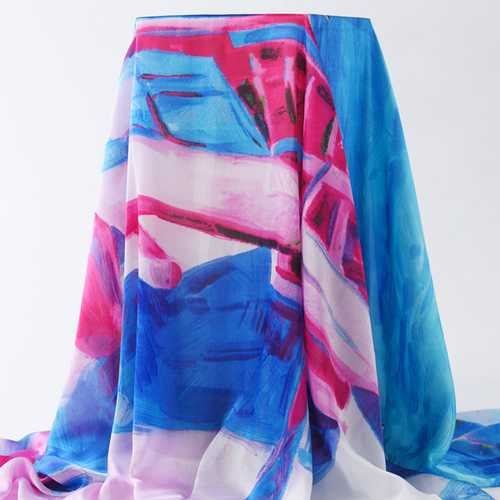 LYZA 130CM Women Soft Printing Scarf Towel Elegant Long Shawl Scarves