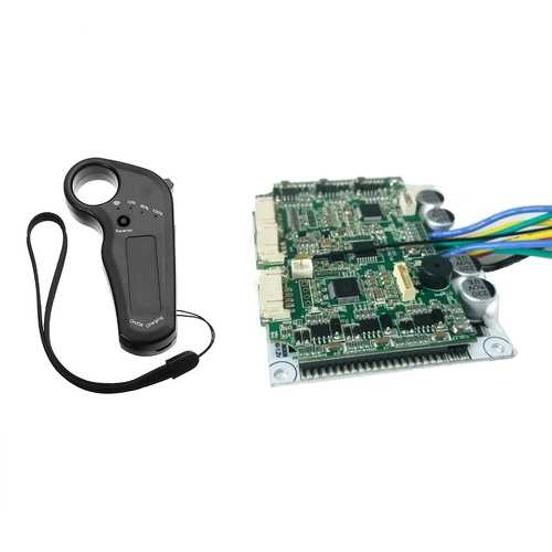 Upgraded 24V/36V Dual Drive Controller ESC Substitute for Electric Skateboard Longboard Control