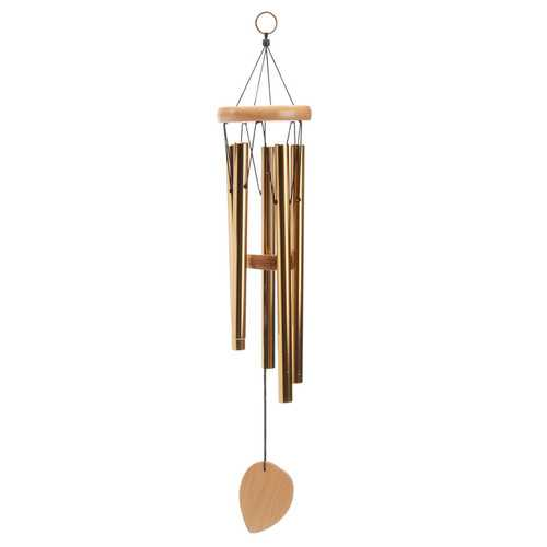 5 Tubes Wind Chimes Home Chapel Ornament Wind Chime Gift Kids Toys