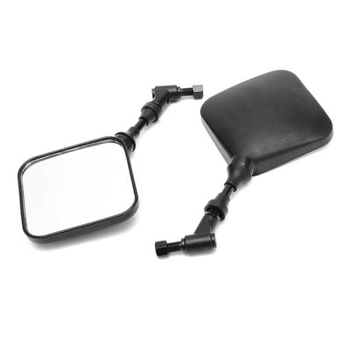 10mm Motorcycle Mirrors For Suzuki DR 200 250 DR350 350 DRZ 400 650 DR650