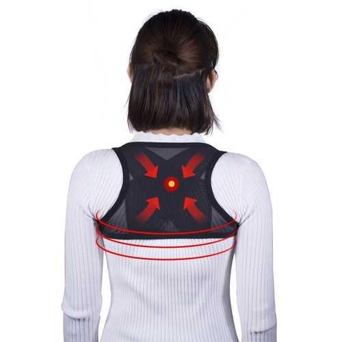 Unisex Adjustable Posture Corrector Hunchbacked Support Belt