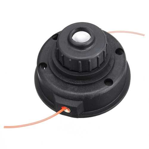 2 Line Spool Mower Trimmer Strimmer Head Cutting For RYOBI EXPAND-IT