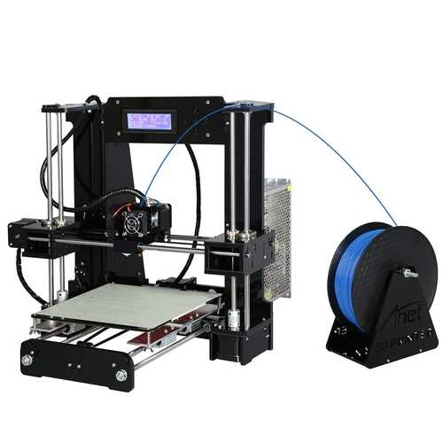 Anet® A6-L DIY 3D Printer Kit With Auto Leveling 220*220*250mm Printing Size 1.75mm 0.4mm Nozzle
