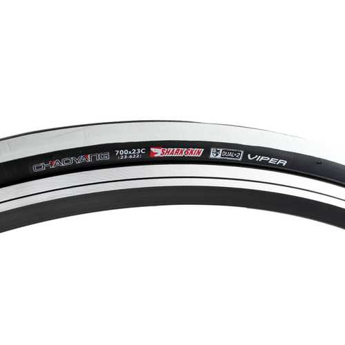 CHAOYANG H-479 Viper 700*23cm Steel Wire Road Cycling Bicycle Tire 60TPI