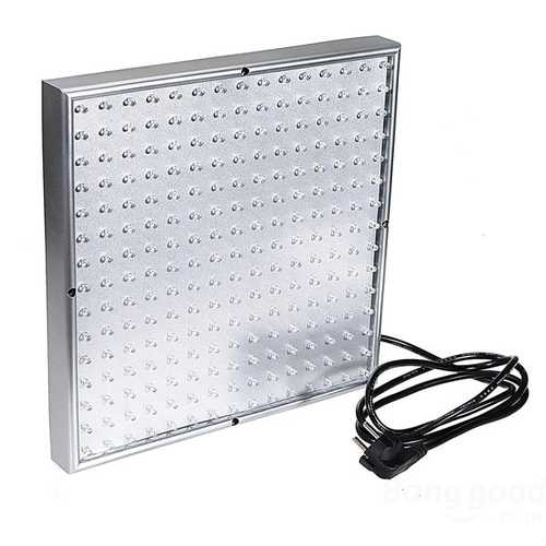 14W LED Grow Light SMD 225 LED Plant Grow Light for Indoor Garden Plants Growing