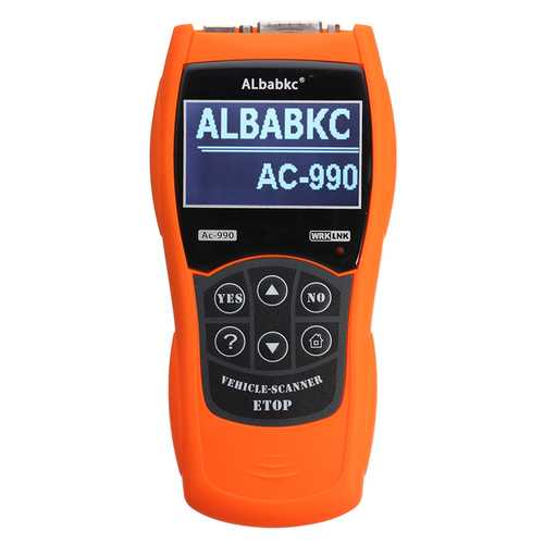 AC990 MB880 890 Scan Tool Car Diagnostic Scanner Tool Code Scanner