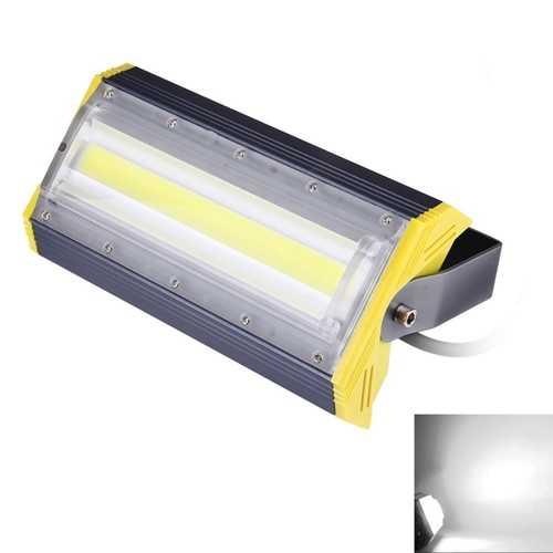 50W COB Linear LED Flood Light Waterproof IP65 For Outdoor Yard Garden Lawn AC180-240V
