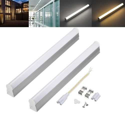 ARILUX® T5 5W SMD2835 312LM Pure White Warm White LED Fluorescent Tube Light AC220V