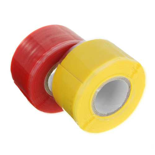 25mmx3m Self Fusing Silicone Tapes Emergency Repair Tape Insulation Multi Function Tape