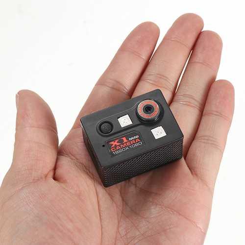 X1 1080P 12M IR Night Vision High-definition Sport DV Camera Syntek Chipset Car DVR