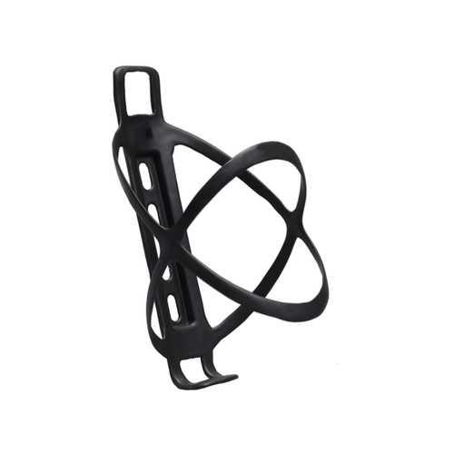 BIKIGHT Carbon Fiber Bottle Cage Bicycle Cage Cycling Water Bottle Holder Black