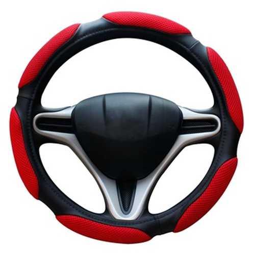Car Nonslip Steering Wheels Cover Odorless Breathable Environmental Vinyl Sponge