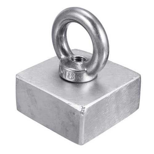 50x50x25mm N52 Block Magnet Rare Earth Neodymium Magnet