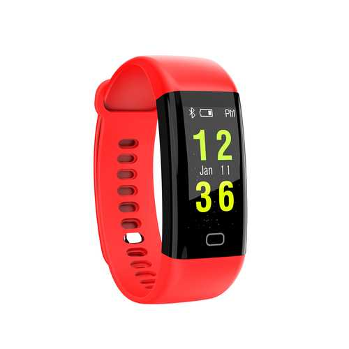 F07 Corol Heart Rate Monitor Color Movement Smart Wristband Bracelet for Molie Phone