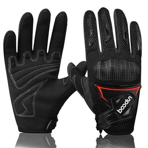 Motorcycle Gloves Full Finger Knight Riding Motorcross Sports Gloves Cycling Washable M L XL
