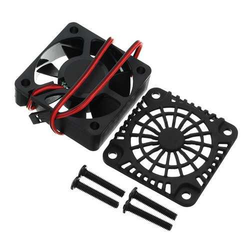 DHK Hobby P101 3670 Motor Radiator Cooling Fan Head Screw BM4x15mm 1/8 8381 8382 8384 OP RC Car Part