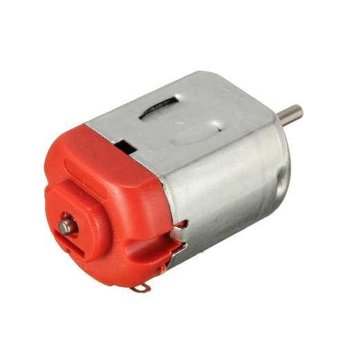 10PCS 8000 RPM 3-6V DC 0.35-0.4A R130 Micro Motor