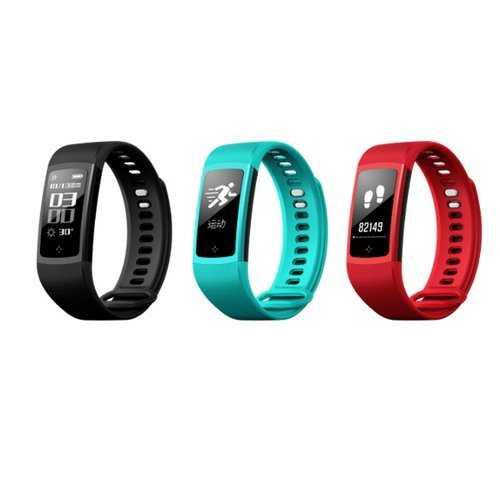 KASCA S8 IP67 Waterproof Heart Rate Monitor Bracelet USB Portable Charging Keep Healthy
