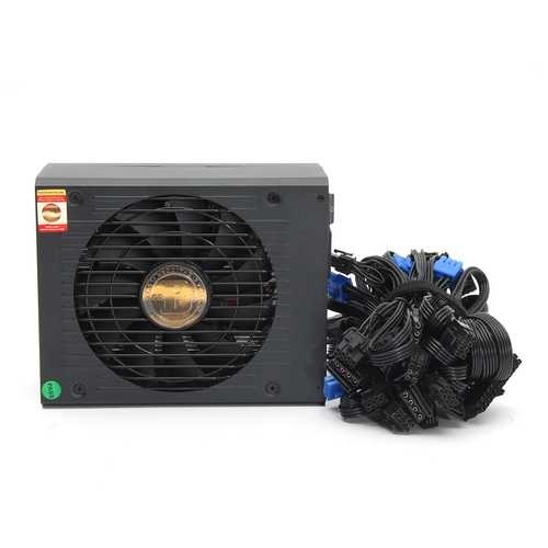 1800W Mining Machine Power Supply For 6 CPU
