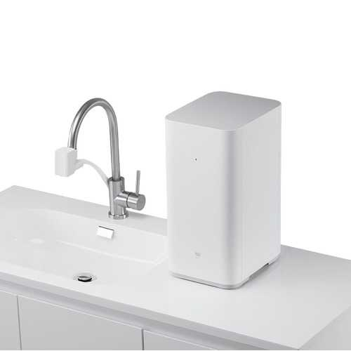 Original Xiaomi Countertop RO Water Purifier 400G Membrane Reverse Osmosis Water Filter System Technology Kitchen Type Household