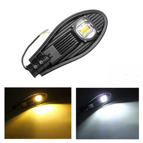 20W LED Warm White/White Road Street Flood Light Outdoor Walkway Garden Yard Lamp DC12V/AC85-265V