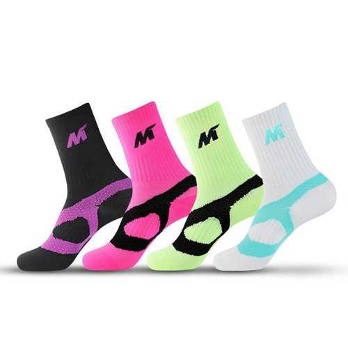 Outdoor Cycling Socks Anti-sweat Breathable Sport Running Bicycle Low Socks