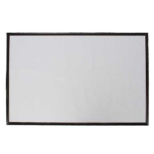 100 Inch Projector Screen 16:9 221cm x 125cm Projector Accessories Fabric Material Matte White